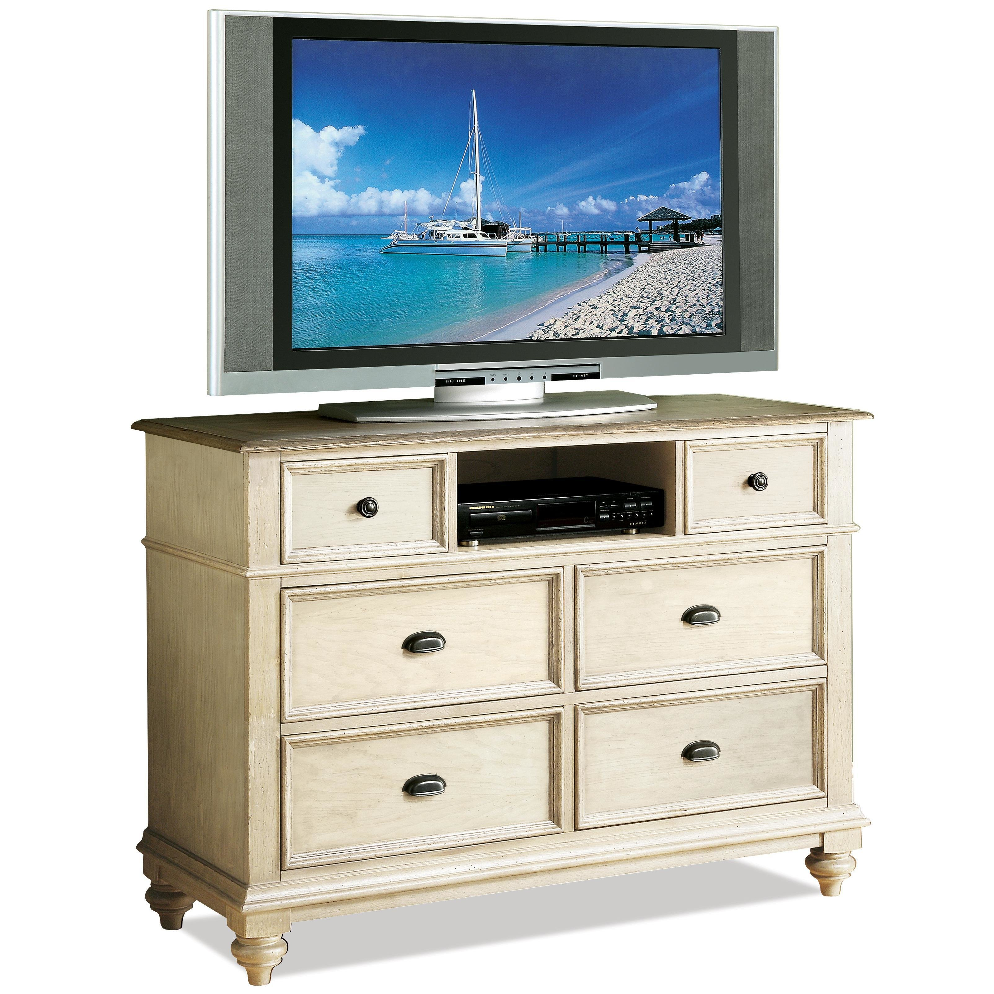 Best Riverside Furniture Coventry Two Tone 6 Drawer With Pictures