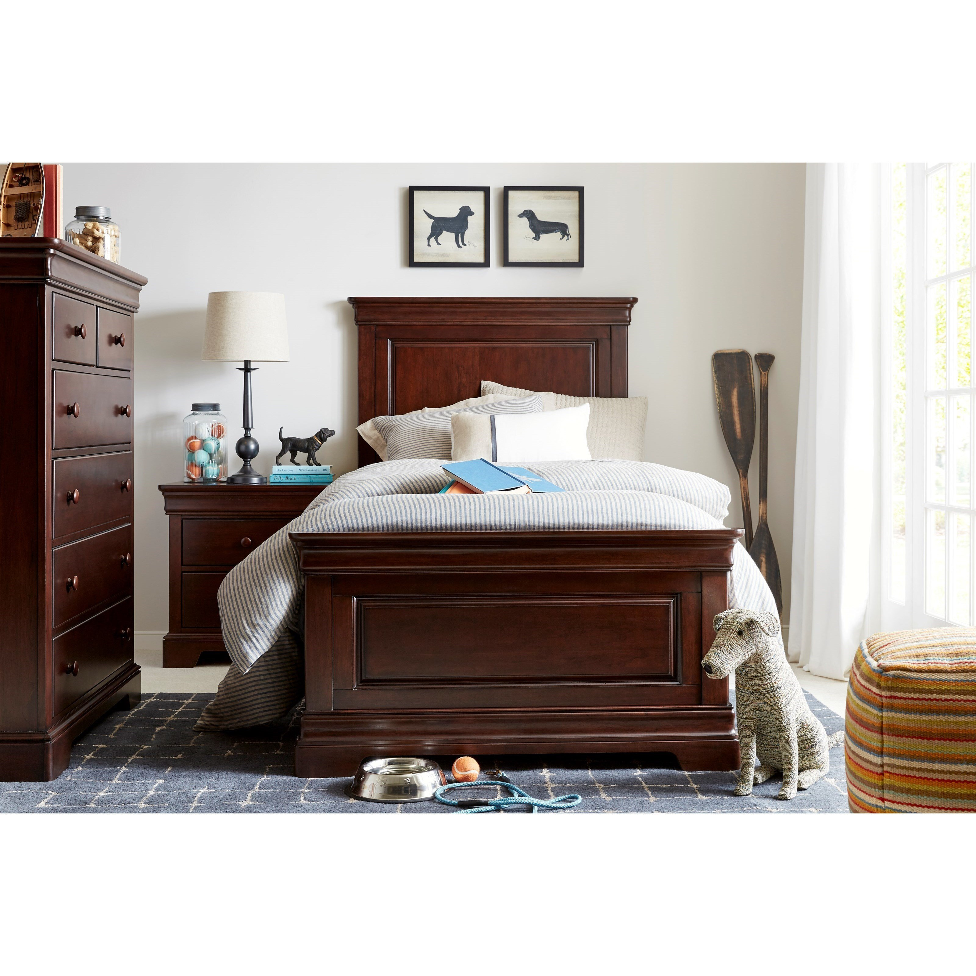 Best Stone Leigh Furniture Teaberry Lane Queen Bedroom Group With Pictures