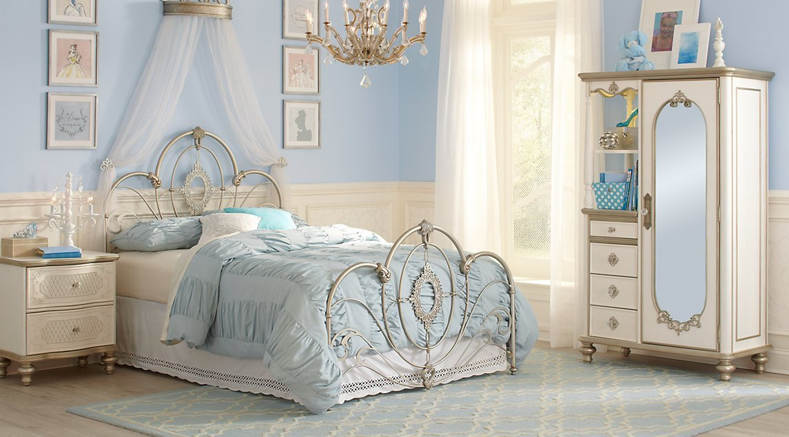 Best Disney Enchanted Kingdom Bedroom Furniture Collection With Pictures