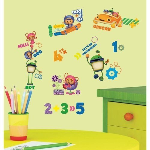 Best Roommates Team Umizoomi Peel Stick Wall Decals With Pictures