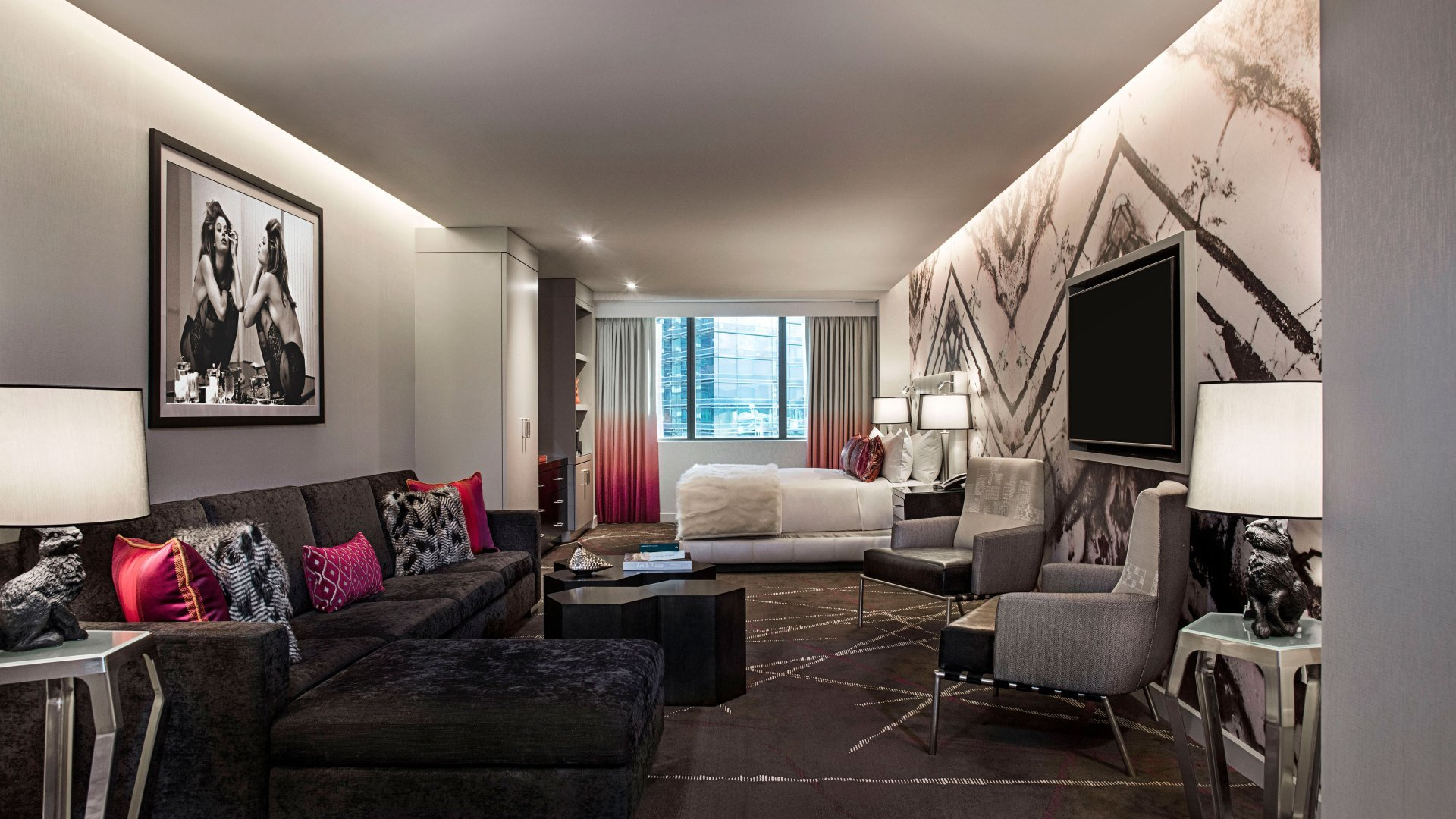 Best Las Vegas Luxury Hotel Rooms And Suites The Cosmopolitan With Pictures