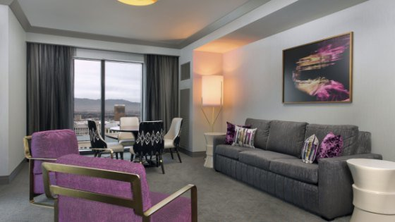 Best Las Vegas Luxury Hotel Two Bedroom City Suite The With Pictures