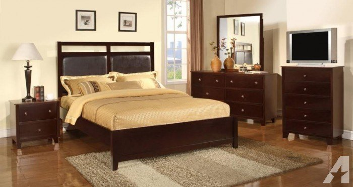 Best New Complete Solid Wood Bedroom Set Only Statesville And Surrounding For Sale In With Pictures