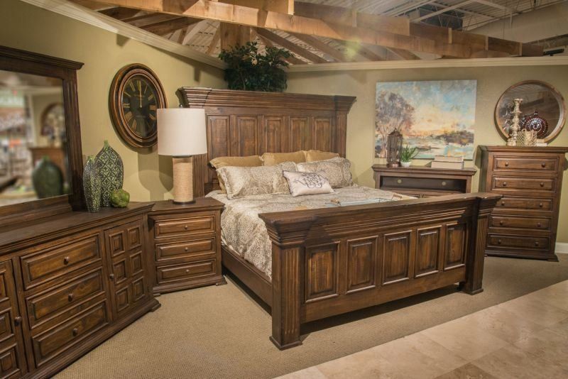 Best Urban Roads Isabella King Bedroom Set With Pictures