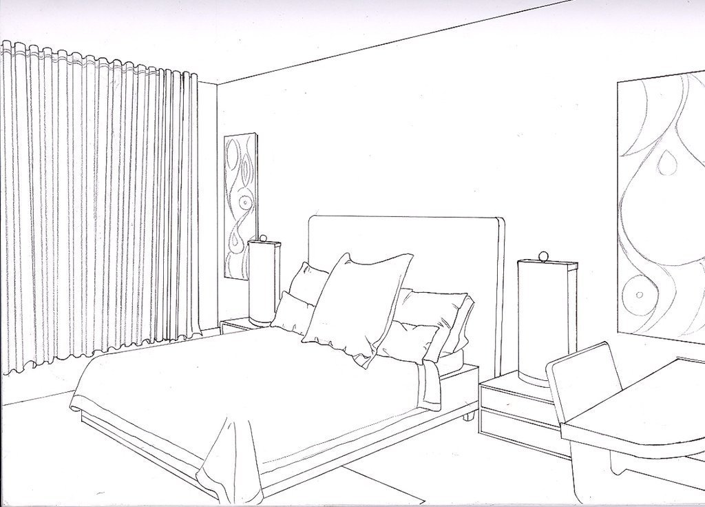 Best Bedroom 2 Point By Liquidrice On Deviantart With Pictures