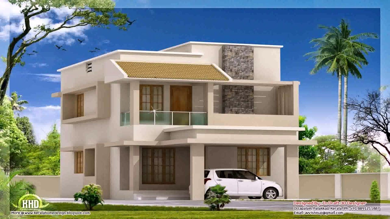 Best 4 Bedroom Maisonette House Plans In Kenya Youtube With Pictures