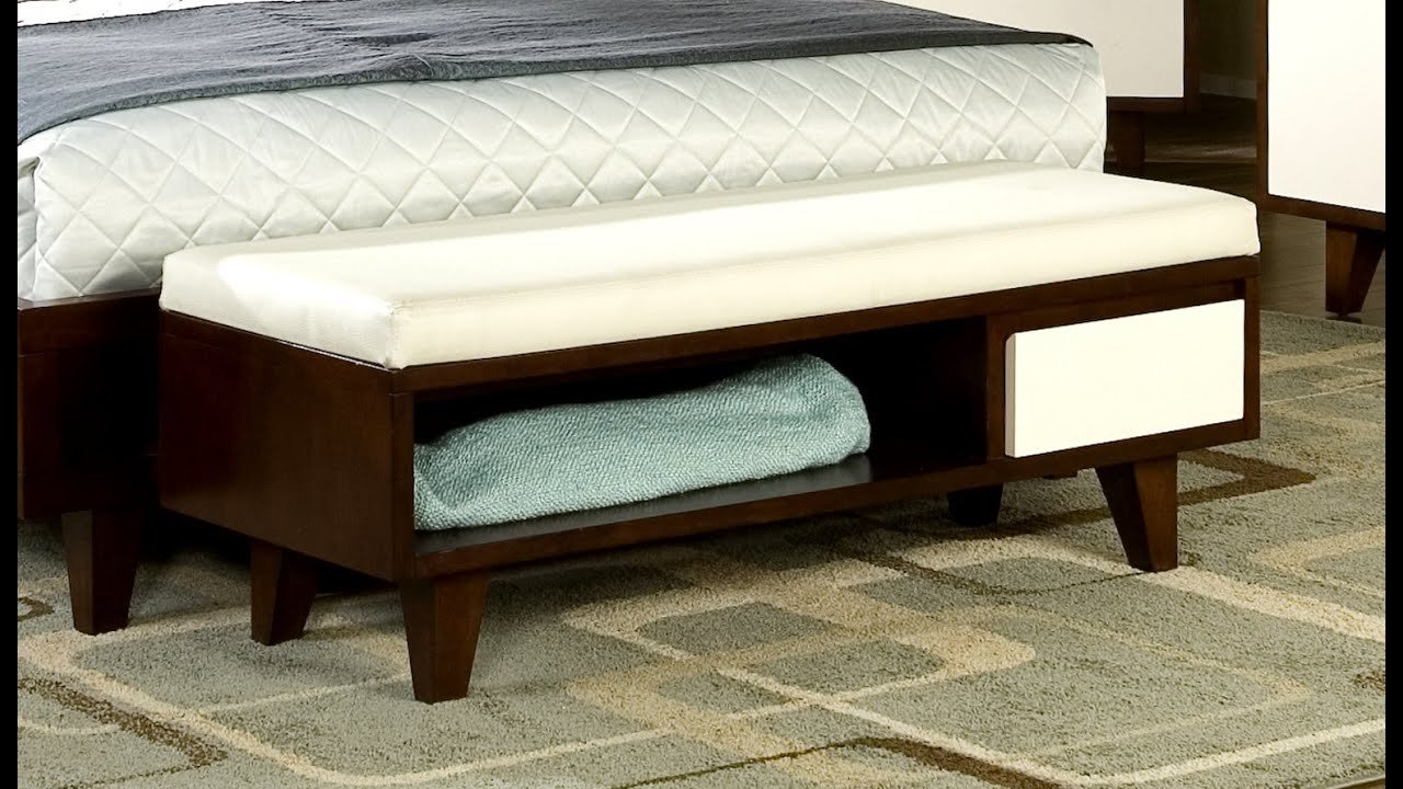 Best Bedroom Bench Youtube With Pictures