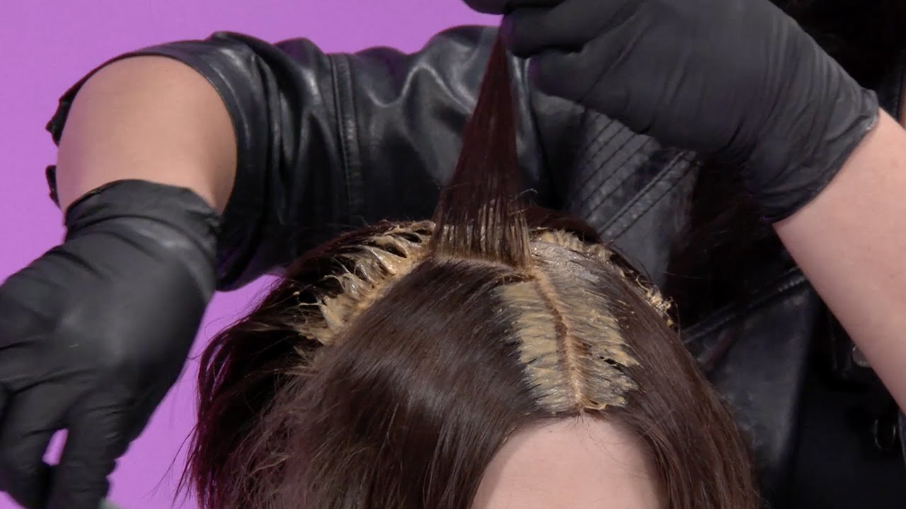 Free Color Service First Time Hair Color Application By Kadus Wallpaper