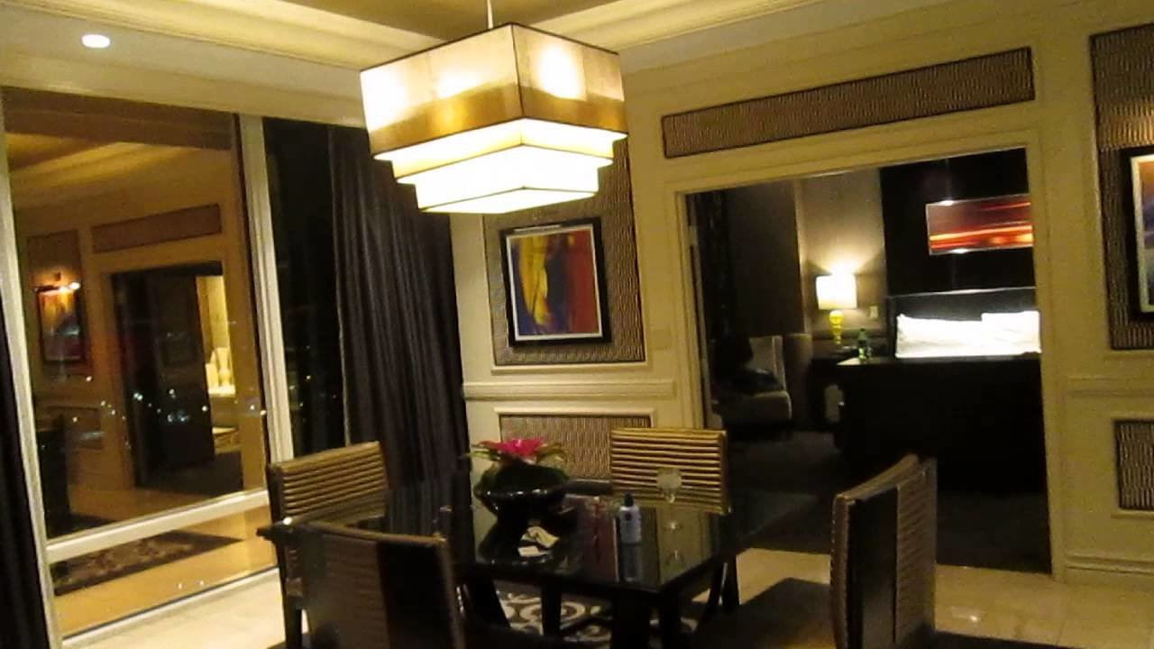 Best Mirage Las Vegas 2 Bedroom P*Nth**S* Suite Tour Youtube With Pictures