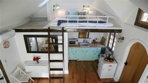 Best Tiny Home Energy Efficient Split Loft Bedrooms Small With Pictures