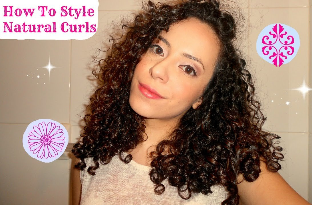 Free How To Style Natural Curly Hair Type 3A 3B Hair Youtube Wallpaper
