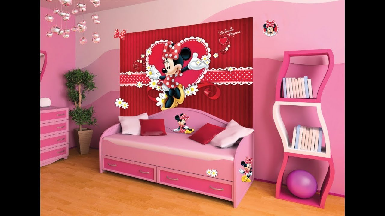 Best Minnie Mouse Bedroom Decor Minnie Mouse Bedroom Decor With Pictures