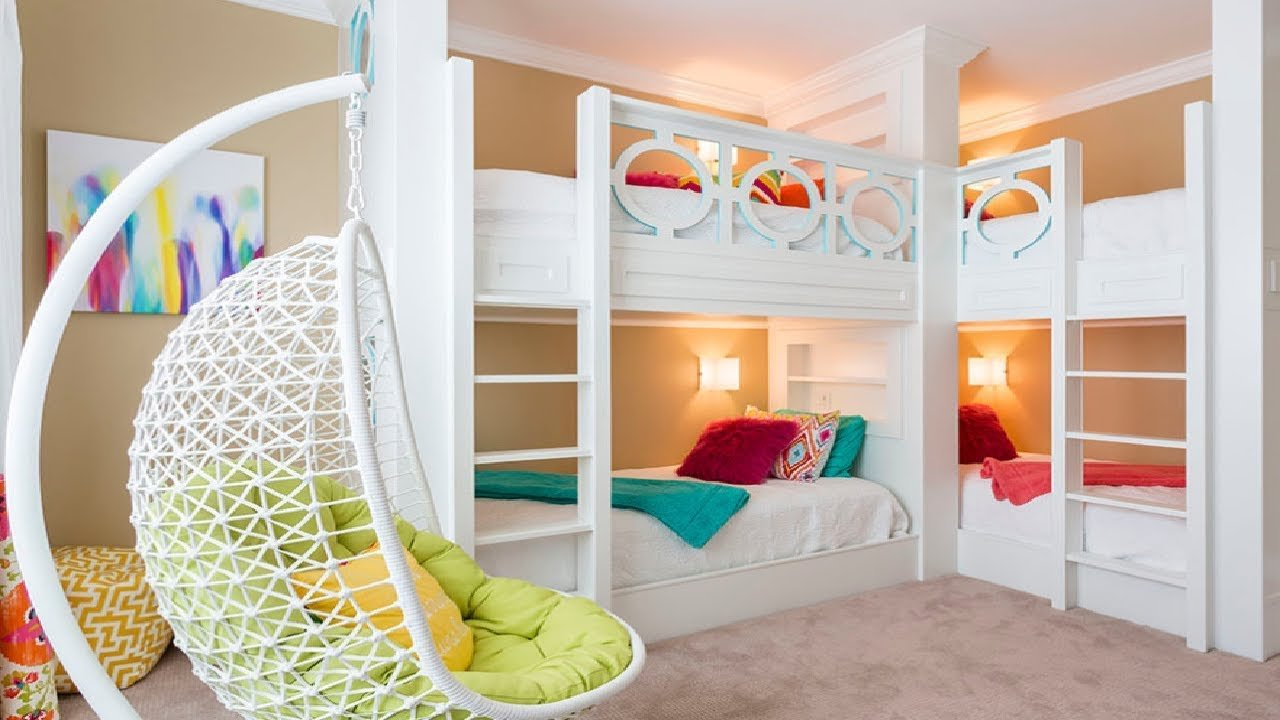 Best 40 Cool Ideas Bunk Bed S Youtube With Pictures