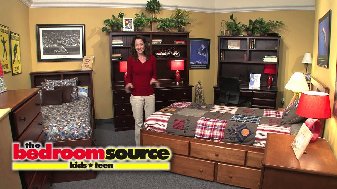 Best The Bedroom Source Collection Of Kids T**N Furniture Youtube With Pictures