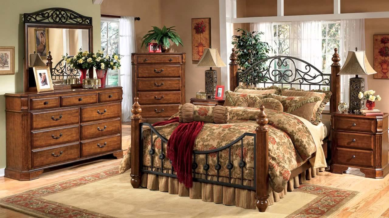 Best Ashley Furniture Discontinued Bedroom Sets Youtube With Pictures