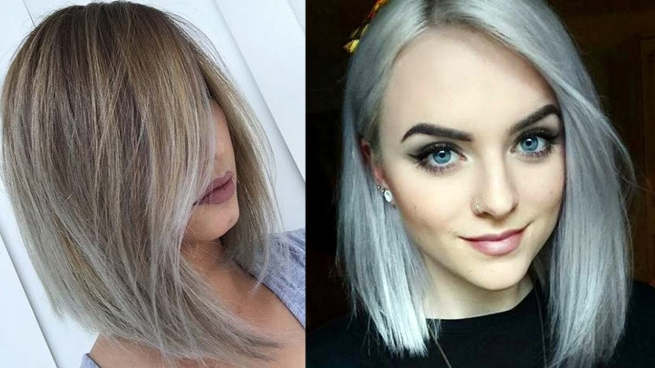 Free Hottest Haircut Trends Of 2018 Women S New Hairstyles Wallpaper