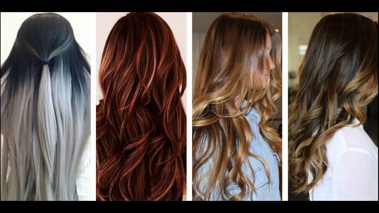 Free Mocha Hair Color With Almond Highlights Suggested Brands Wallpaper
