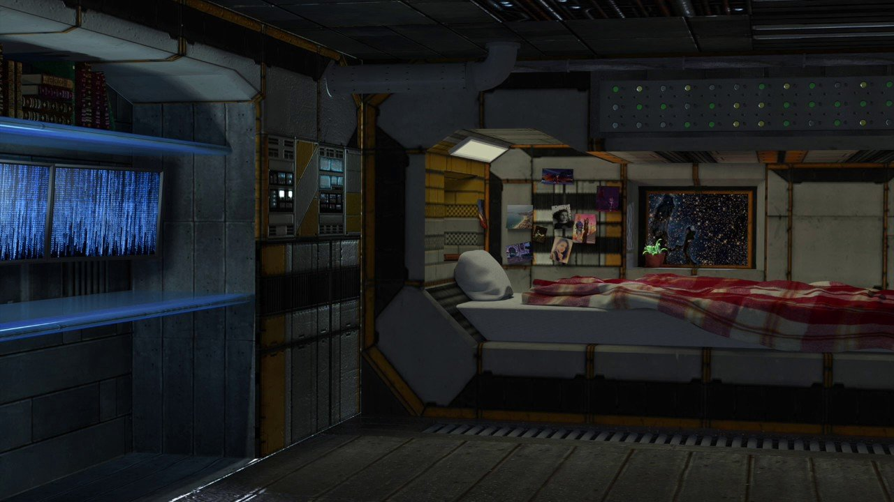 Best Spaceship Bedroom Ambience – Relaxing In The Sleeping With Pictures