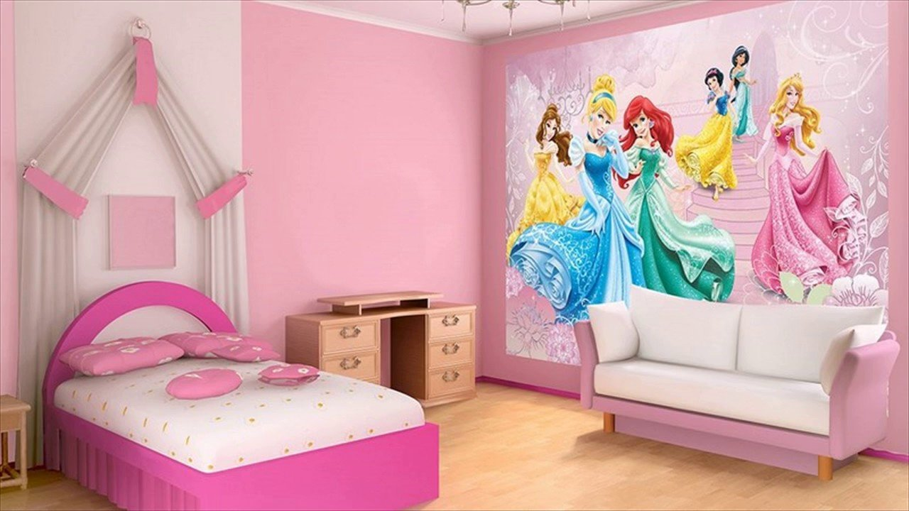 Best Girls Princess Room Decorating Ideas Youtube With Pictures