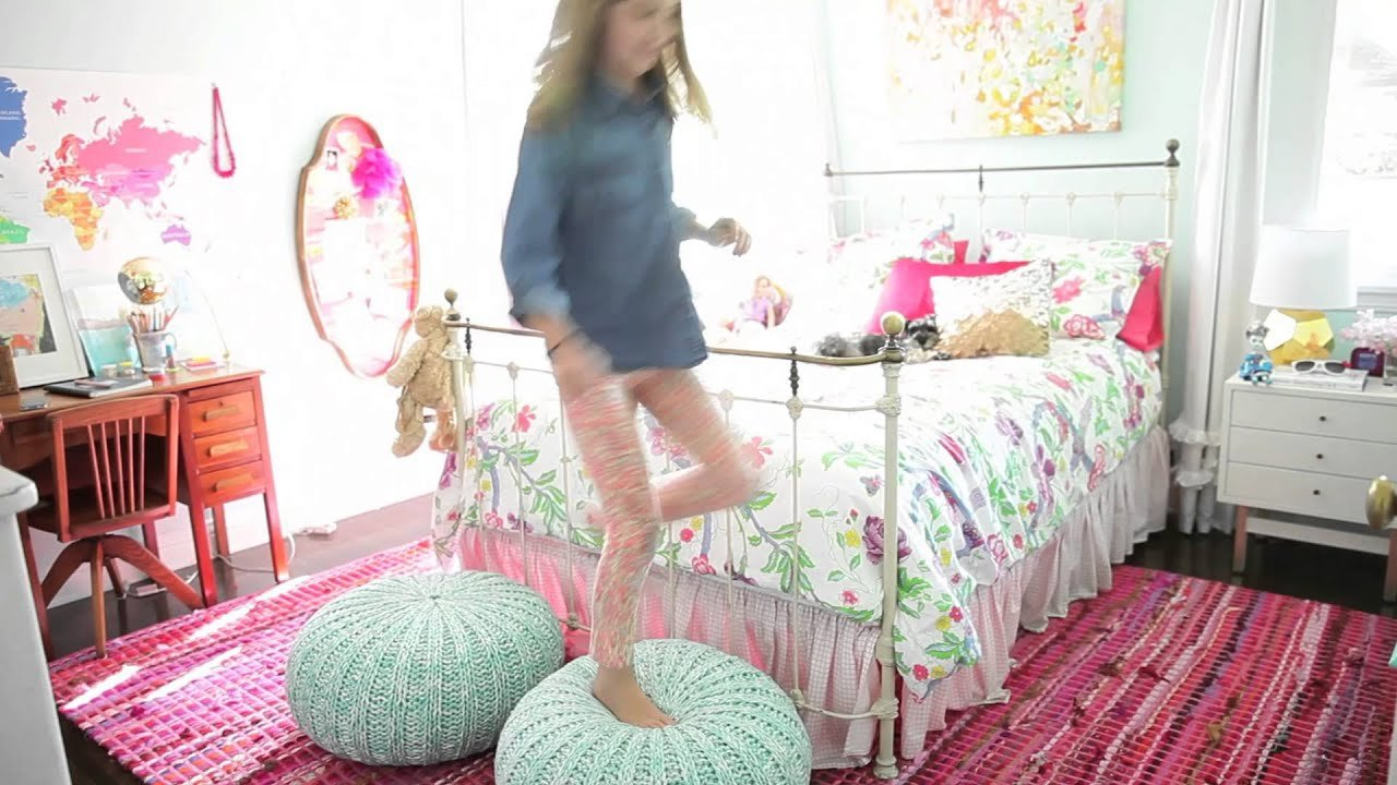 Best How To Style A Girls Room Youtube With Pictures