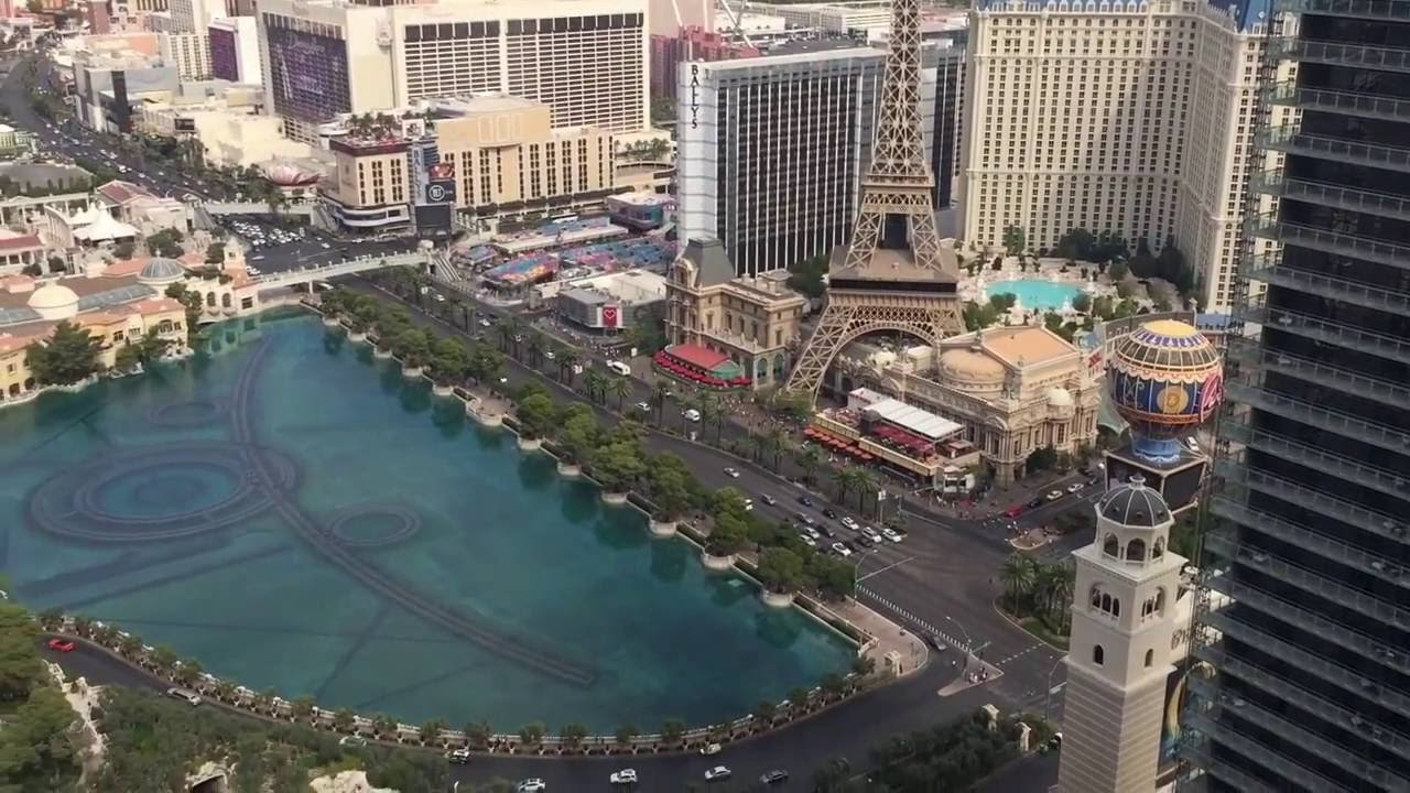 Best The Cosmopolitan Room Tour Terrace One Bedroom W With Pictures