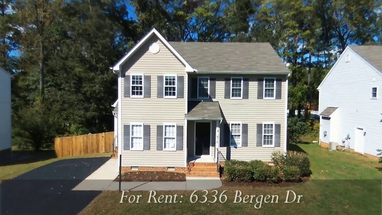 Best 4 Bedroom Houses For Rent In Chesterfield Va Homdesigns With Pictures