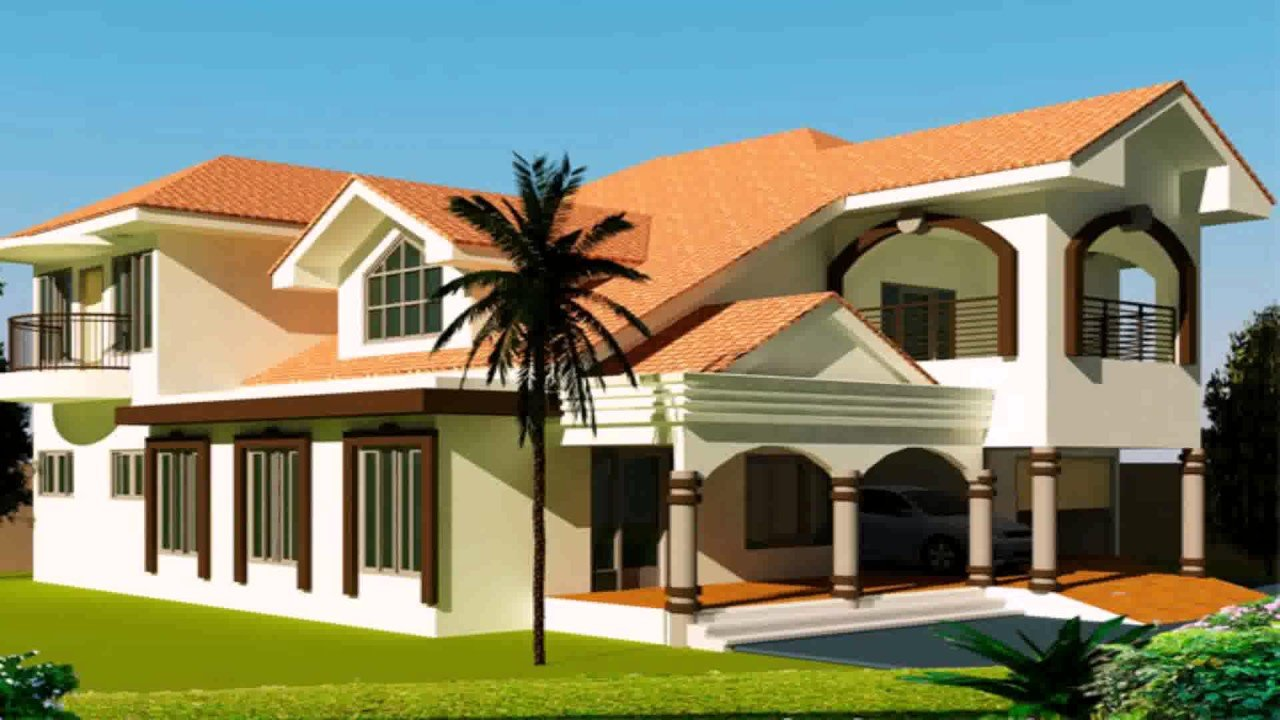Best House Plans Designs 6 Bedroom Youtube With Pictures