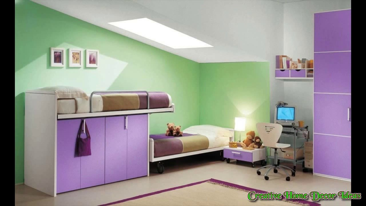 Best Purple And Green Bedroom Decorating Ideas Youtube With Pictures