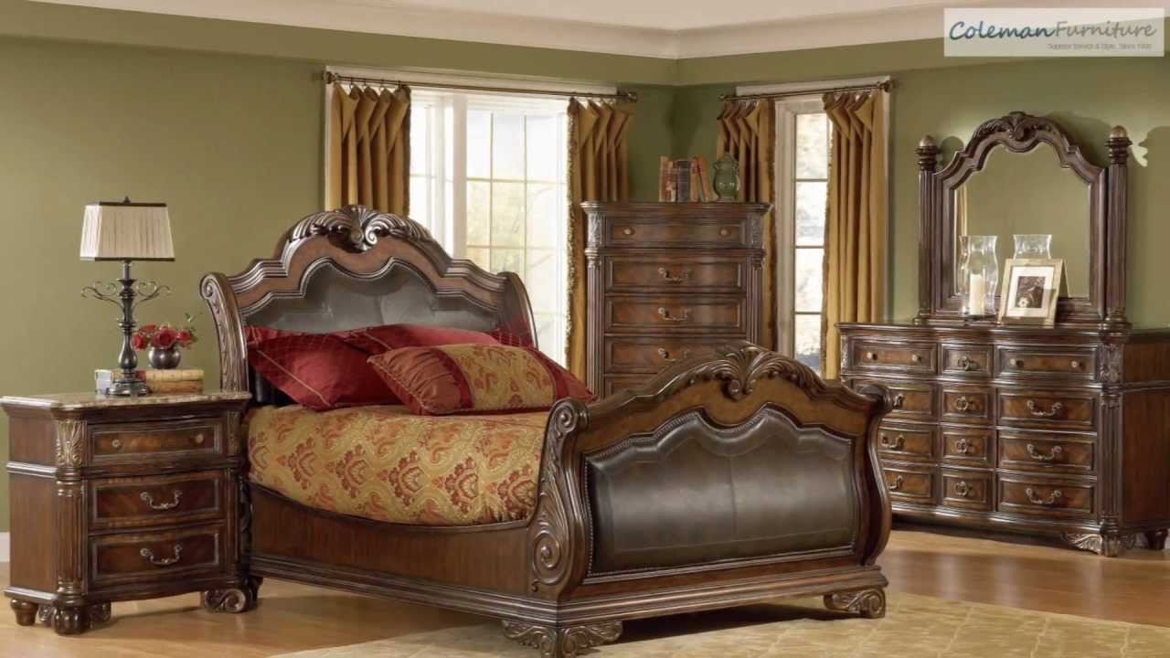 Best Regal Sleigh Bedroom Collection From Art Furniture Youtube With Pictures