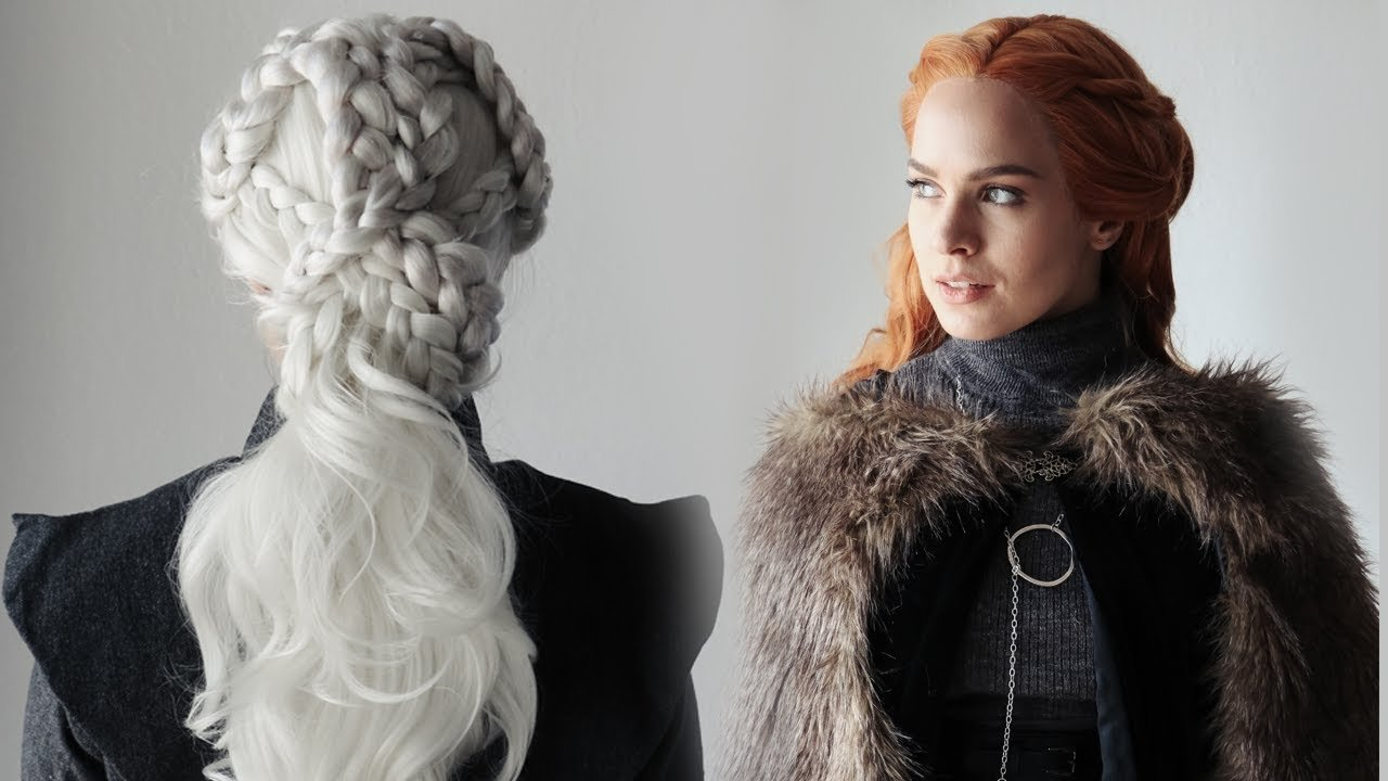 Free Game Of Thrones Season 7 Hairstyles Tutorial Wallpaper
