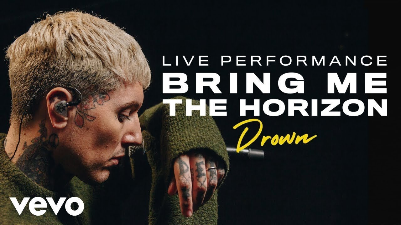 Best Bring Me The Horizon Drown Live Vevo Official With Pictures