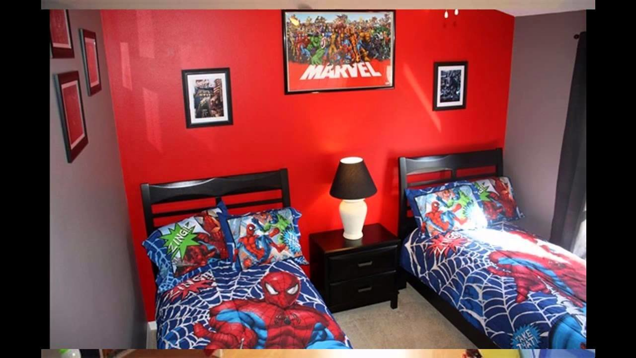 Best Cool Spiderman Bedroom Decorations Ideas Youtube With Pictures