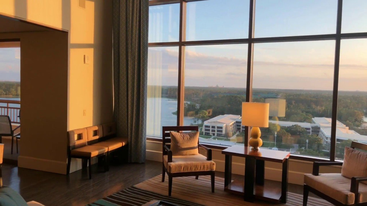 Best The Contemporary Bay Lake Tower Grand Villa Hd Youtube With Pictures
