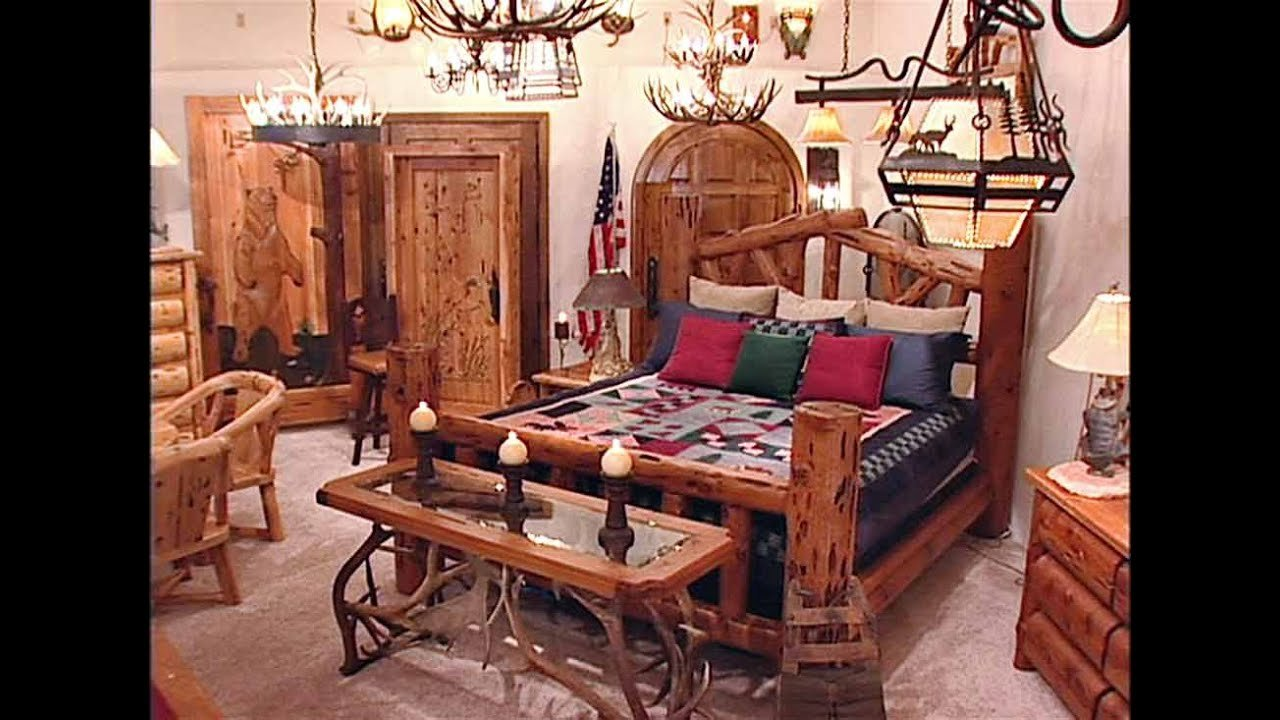 Best Rustic Bedroom Furniture How To Build Rustic Bedroom With Pictures