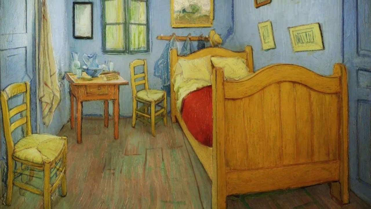 Best Vincent Van Gogh S Bedroom In Arles Youtube With Pictures