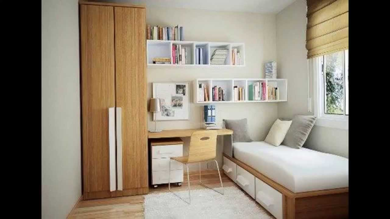 Best Small Bedroom Arrangement Ideas Youtube With Pictures