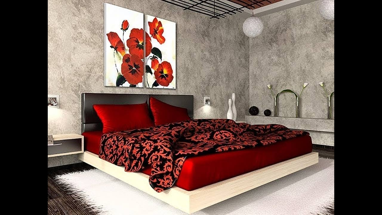 Best Romantic Bedroom Interior Youtube With Pictures
