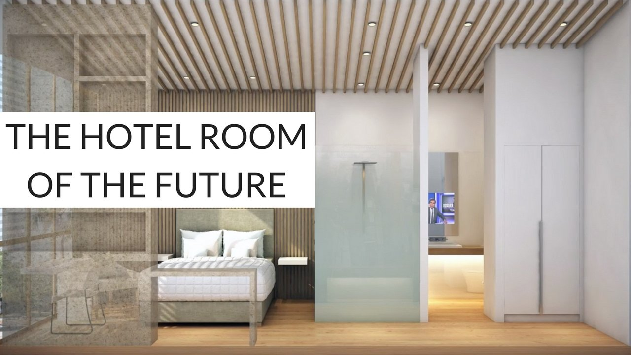 Best Origine The Hotel Room Of The Future Youtube With Pictures