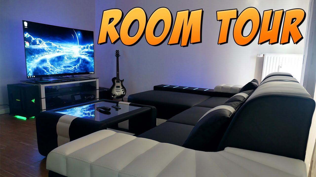 Best The Gaming Room Tour Youtube With Pictures