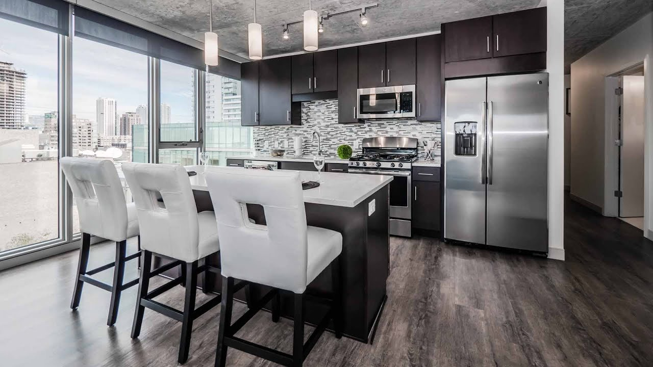 Best A Walk Through A 2 Bedroom 2 Bath Apartment At Gateway With Pictures