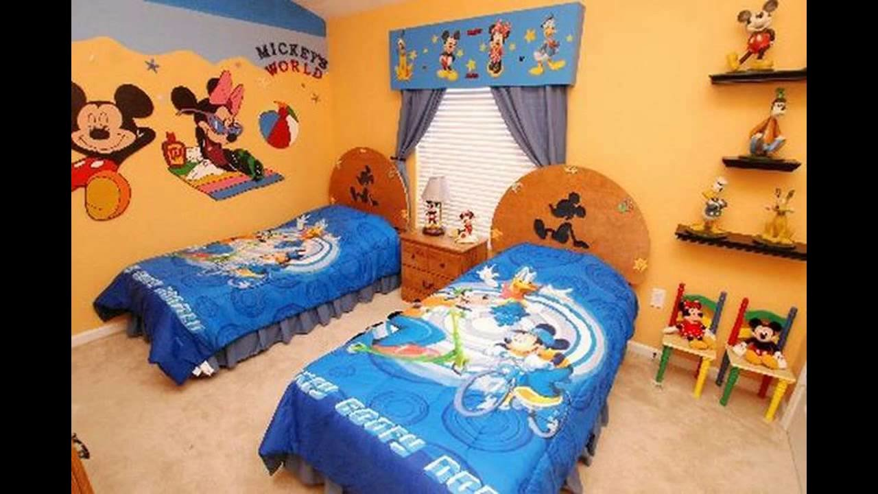Best Disney Themed Bedroom Design Ideas Youtube With Pictures