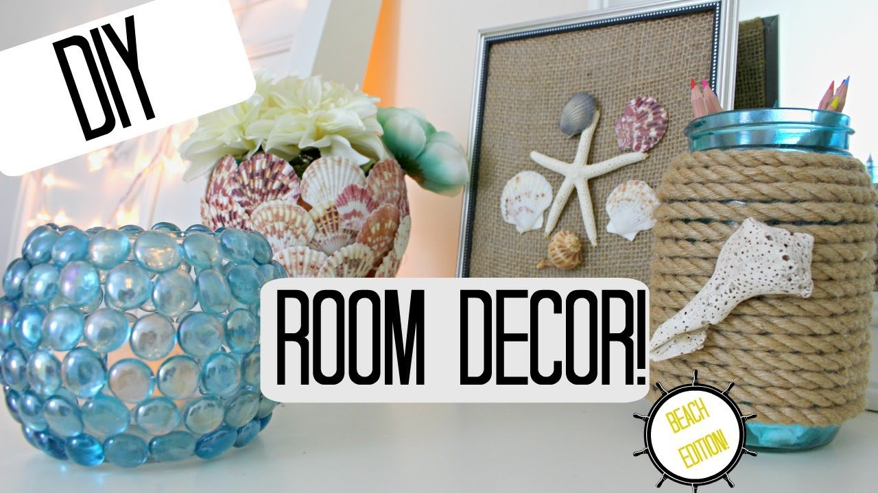 Best Diy Room Decor Ideas Beach Theme Pinterest Inspired With Pictures