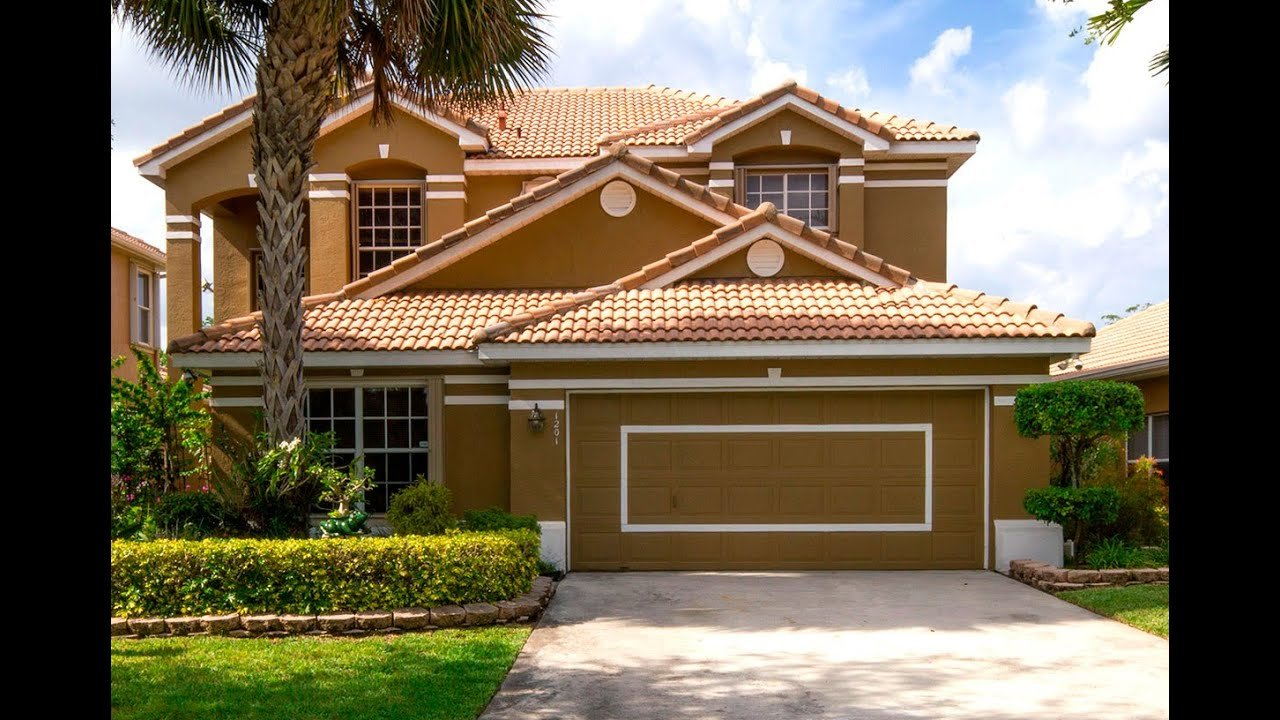 Best House For Rent 5 Bedroom 2 5 Bath Delray Lakes Delray With Pictures