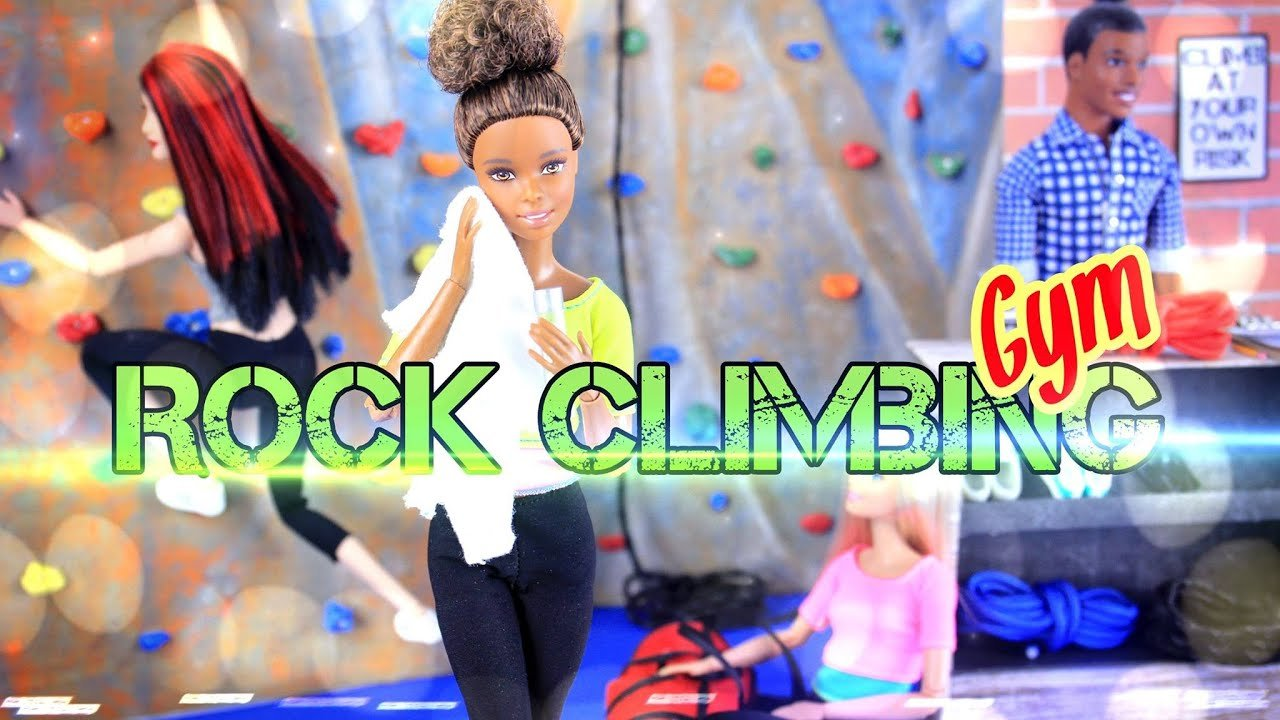 Best Diy How To Make Doll Room In A Box Rock Climbing Gym With Pictures