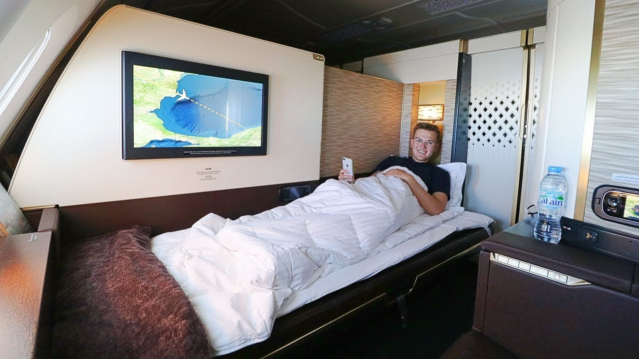 Best Brutally Honest Review Of Etihad's A380 First Class With Pictures