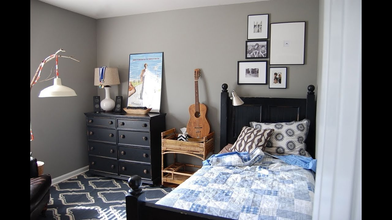 Best Easy Simple Boys Bedroom Ideas Youtube With Pictures