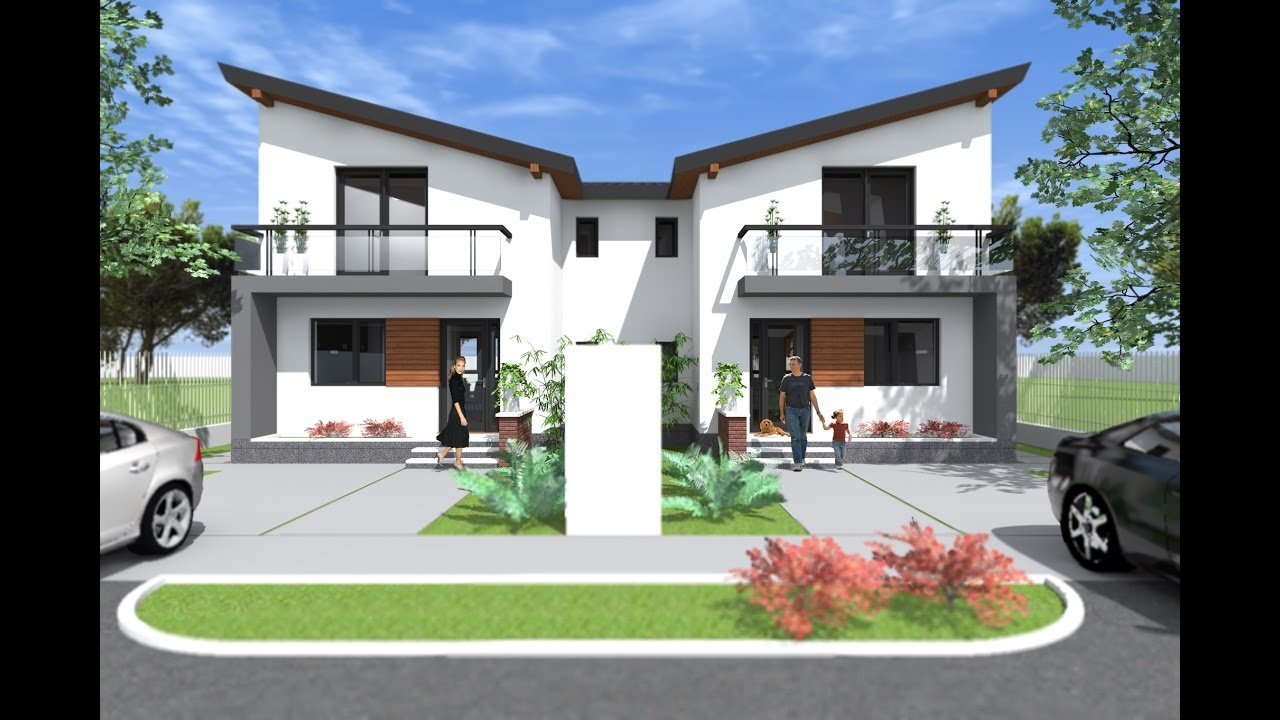 Best Modern Small Duplex House Design 3 Bedroom Duplex Design With Pictures