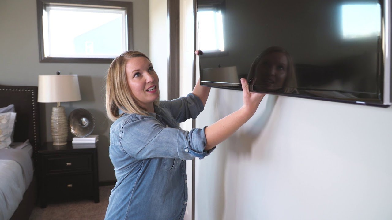 Best Mounting A Tv In The Bedroom Youtube With Pictures