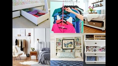 Best 20 Easy Ways To Organize Your Bedroom Youtube With Pictures