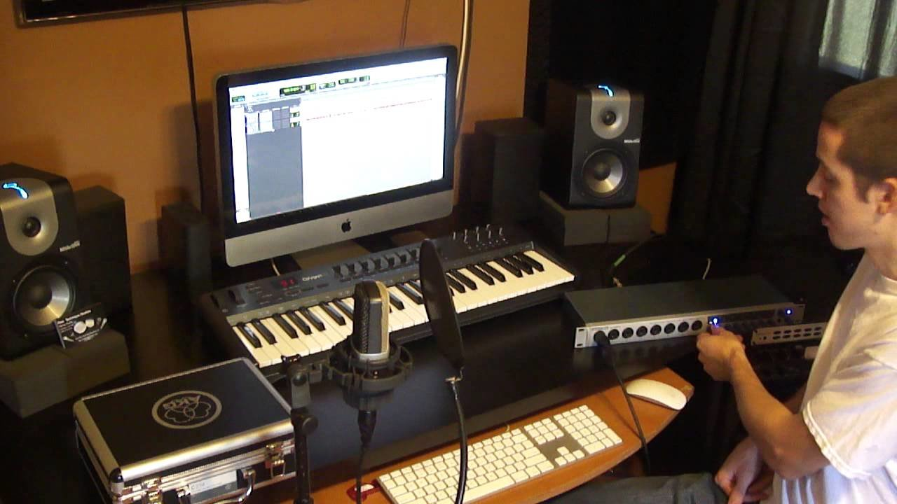 Best How To Set Up A Home Recording Studio The Basics Needed With Pictures